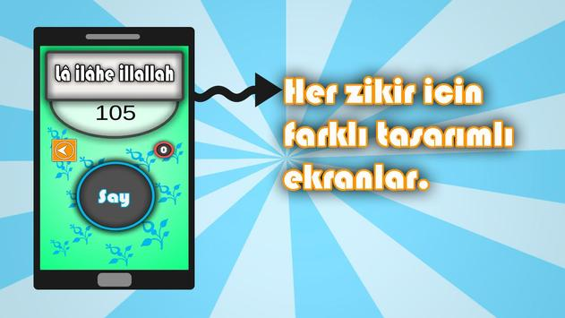 Zikirmatik apk screenshot