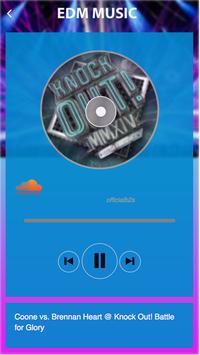 EDM Music Online screenshot 2