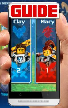 Guide for LEGO NEXO KNIGHTS screenshot 1