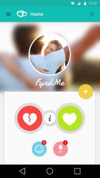 FyndMe -Fun Dating App poster