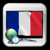TV France guide time new icon