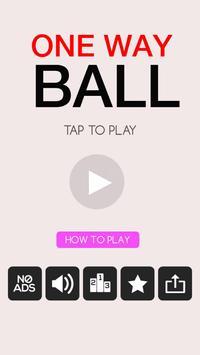One Way Ball screenshot 2