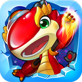Dragon-super funny eliminate candy game, join us icon