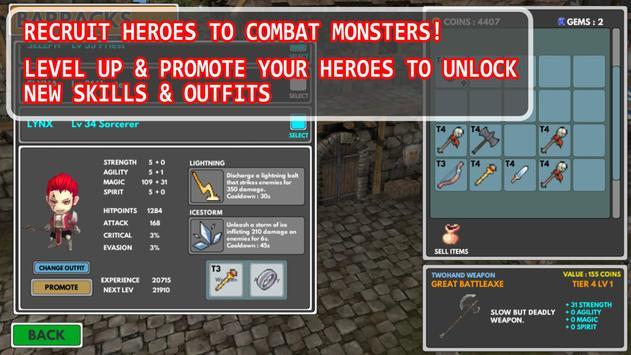 Heroes Reign screenshot 2