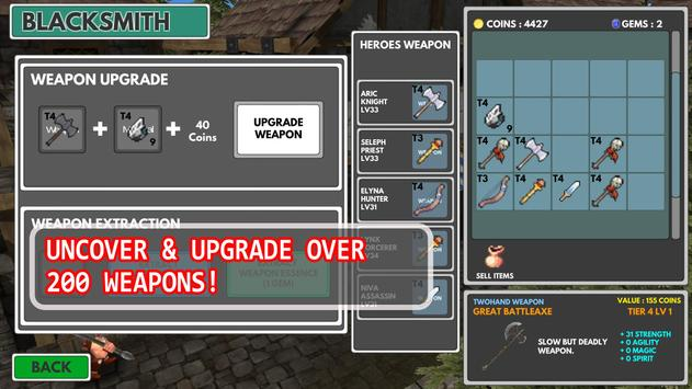 Heroes Reign screenshot 4