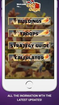 CoC Guide and Calculator poster