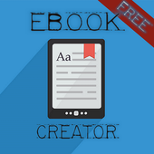 Ebook Creator Free icon