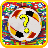 Russia Football Soccer Quiz 2018 icon