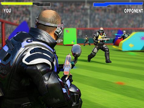 Paintball Shooting Combat Arena Real Softball Fun For - 1st person paintball gun roblox
