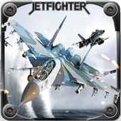Fly F18 Jet Fighter Airplane 3D Free Game Attack icon