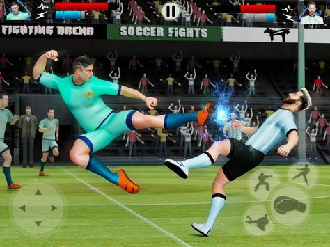 Kung Fu Football Fighting: Soccer Players 2018 screenshot 15