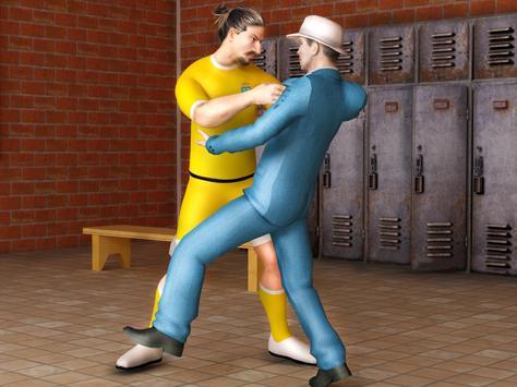 Kung Fu Football Fighting: Soccer Players 2018 screenshot 17