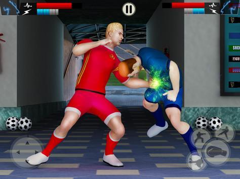 Kung Fu Football Fighting: Soccer Players 2018 screenshot 20