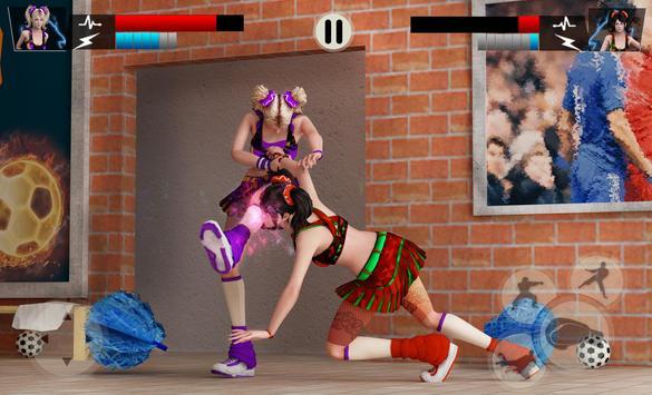 Kung Fu Football Fighting: Soccer Players 2018 screenshot 2