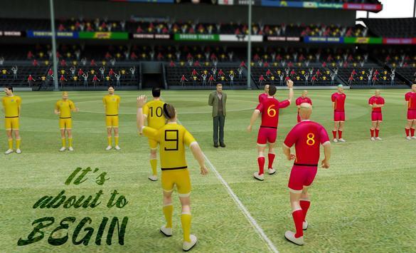 Kung Fu Football Fighting: Soccer Players 2018 screenshot 3