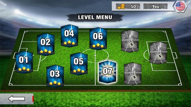 Kung Fu Football Fighting: Soccer Players 2018 screenshot 5