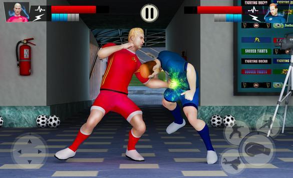 Kung Fu Football Fighting: Soccer Players 2018 screenshot 6