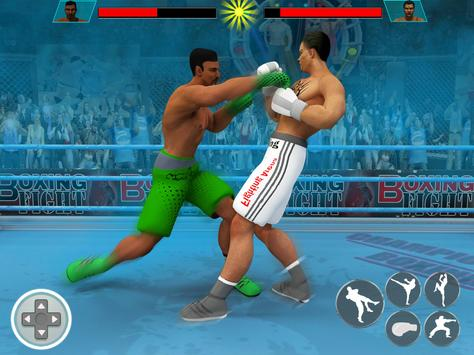 ninja pons tinju pejuang: Kung fu Karate pelaga screenshot 15