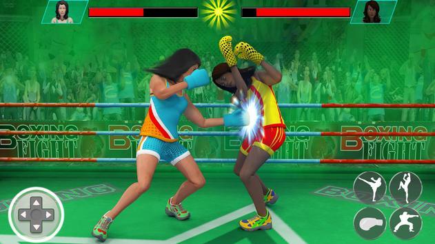ninja pons tinju pejuang: Kung fu Karate pelaga screenshot 3