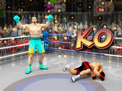 ninja pons tinju pejuang: Kung fu Karate pelaga screenshot 8