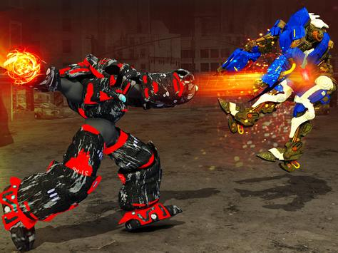 X-Ray Robot Karate Fighting SL screenshot 4
