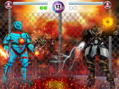 X-Ray Robot Karate Fighting SL screenshot 6