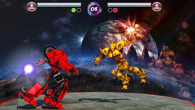 X-Ray Robot Karate Fighting SL screenshot 1