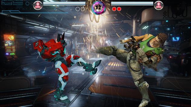 X-Ray Robot Karate Fighting SL screenshot 3