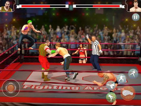 Wrestling Real Superstar: Extreme Fighting Games screenshot 5