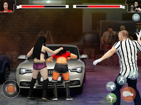 Wrestling Real Superstar: Extreme Fighting Games screenshot 8