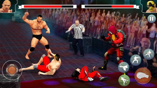 Pro Wrestling Battle 2019: Ultimate Fighting Mania screenshot 1