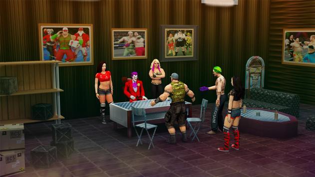 Pro Wrestling Battle 2019: Ultimate Fighting Mania screenshot 2