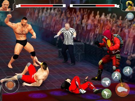 Wrestling Real Superstar: Extreme Fighting Games screenshot 11