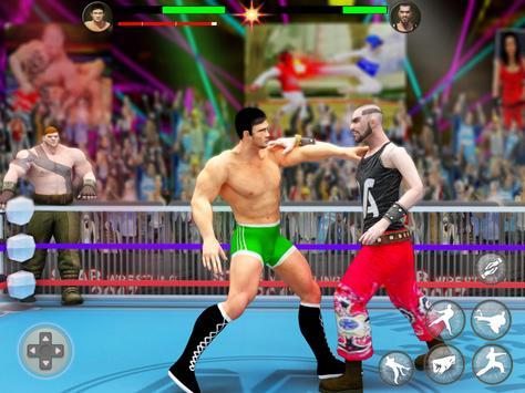 World Tag Team Wrestling Revolution Championship apk screenshot