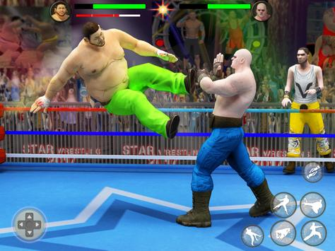 World Tag Team Wrestling Revolution Championship apk screenshot