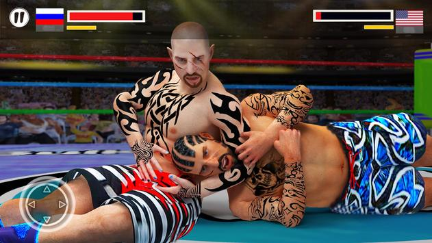 Wrestling Fight Revolution 18 apk screenshot