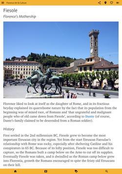 Florence Art & Culture screenshot 14