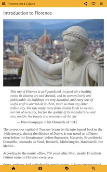 Florence Art & Culture screenshot 19