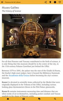 Florence Art & Culture screenshot 20
