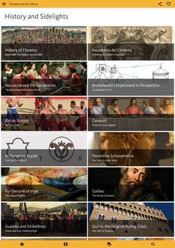 Florence Art & Culture screenshot 9