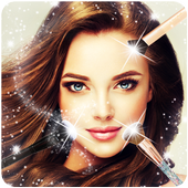 face beauty camera icon
