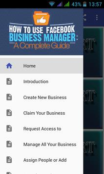 Guide for Facebook Business poster