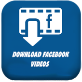 FaceDow : Video Playing & Downloader For Facebook icon