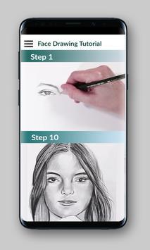 Face Drawing Tutorial screenshot 3