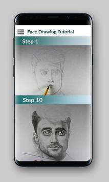 Face Drawing Tutorial screenshot 1
