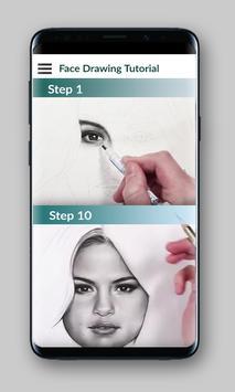 Face Drawing Tutorial screenshot 2