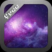 Galaxy Live Wallpaper Free icon