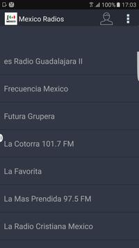 Mexico Radios screenshot 6