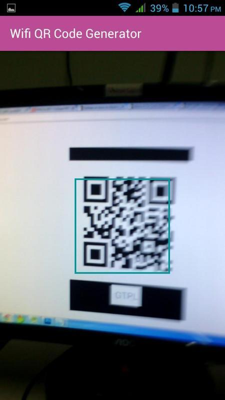 wifi qr code generator scanner for android apk download. Black Bedroom Furniture Sets. Home Design Ideas
