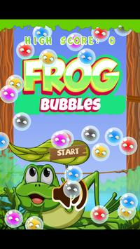 Frog Bubbles apk screenshot